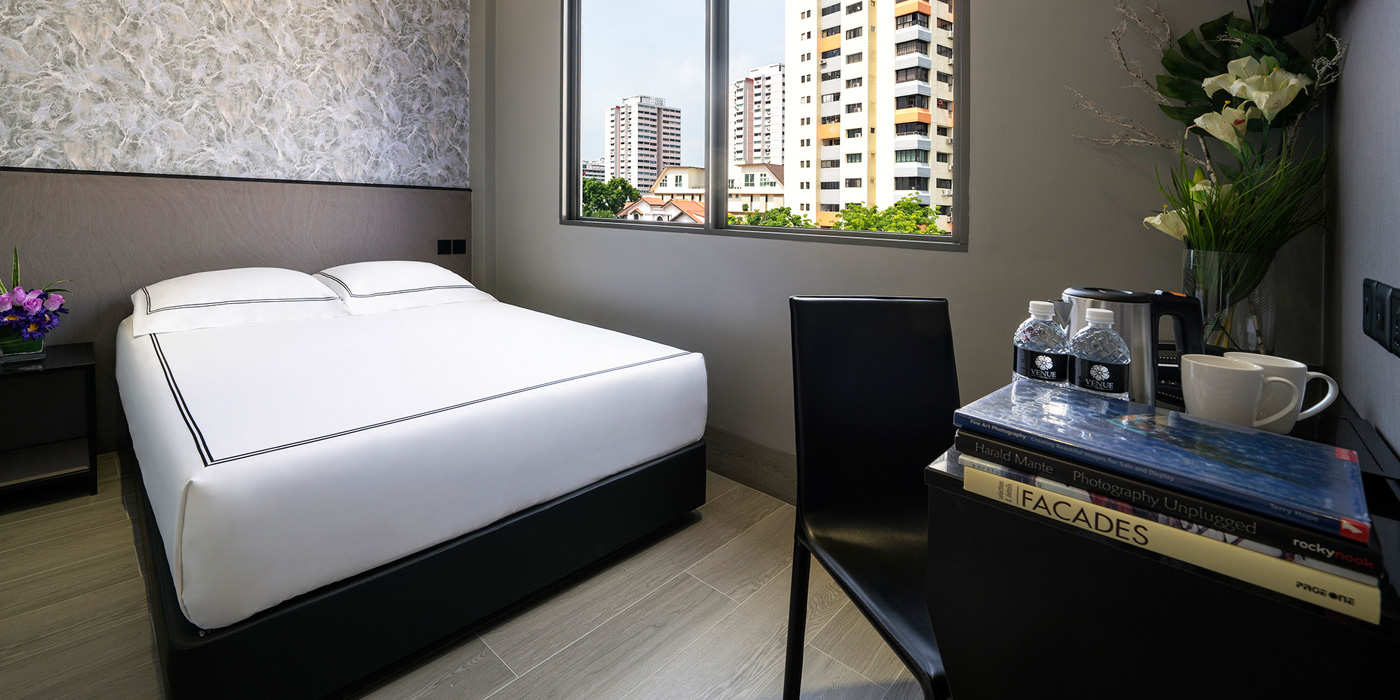 Affordable hotels in Singapore - Hotel Classic by Venue